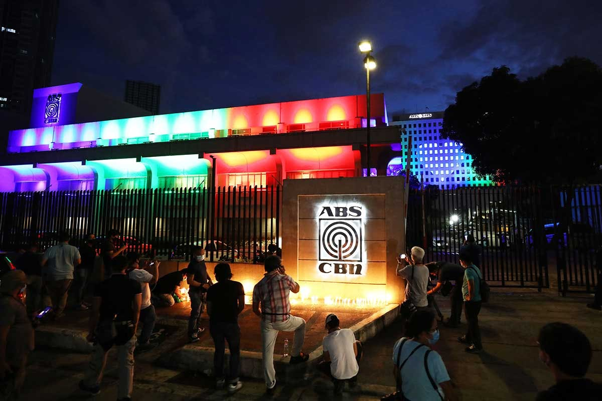 Critics: 'Political Motivations' Show Why ABS-CBN Shutdown Is A Press Freedom Issue