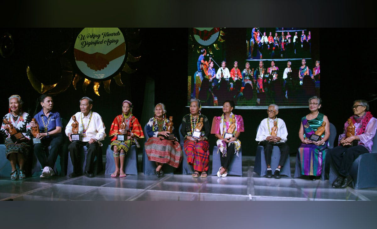 10 Outstanding Senior Citizens Feted In COSE's 30th Year