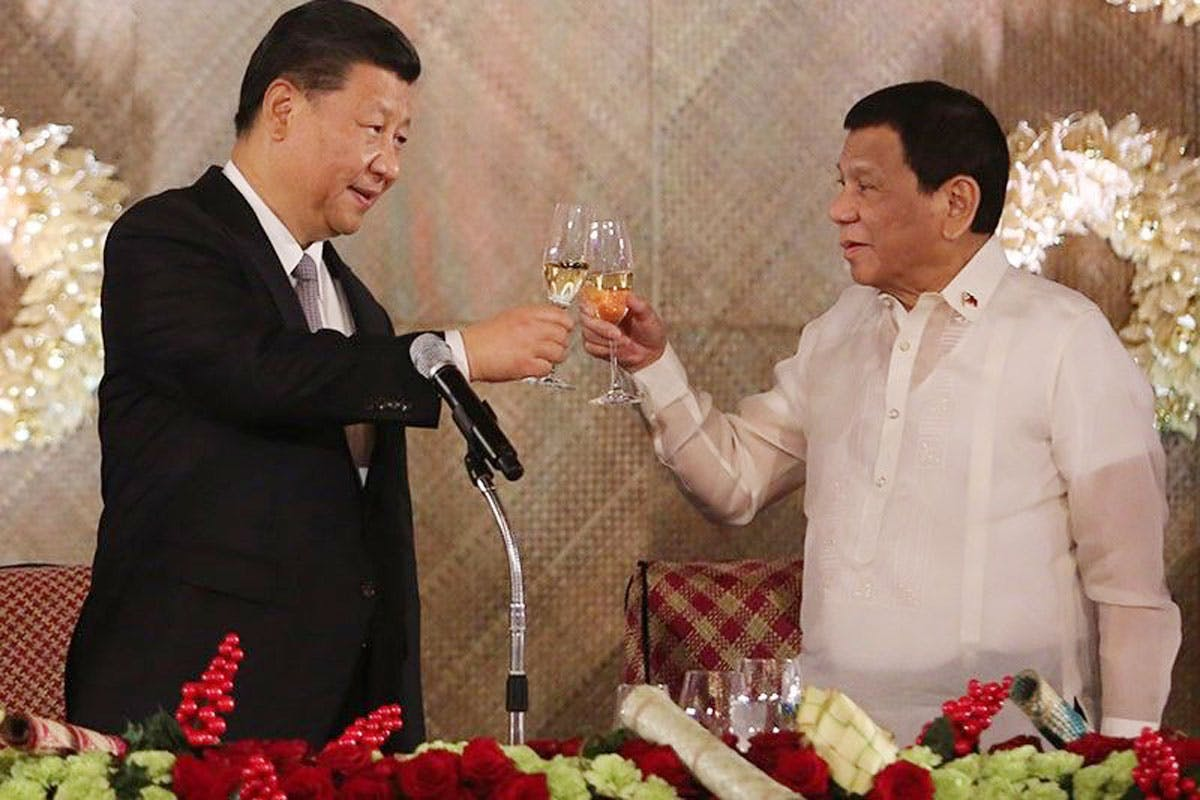 'Philippines, Province Of China' Is 'Fake News,' Roque Says