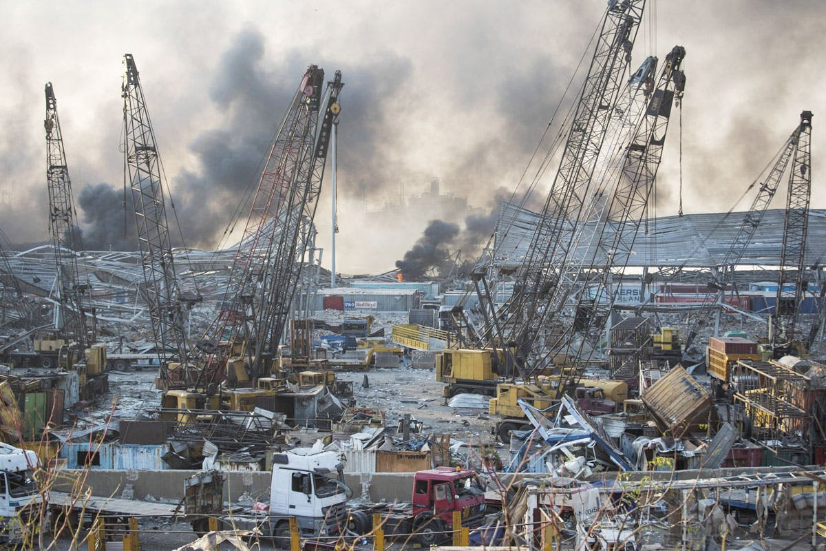Beirut Explosion: A Disaster Waiting To Happen? A Look At Some Deadly Blasts Involving Ammonium Nitrate