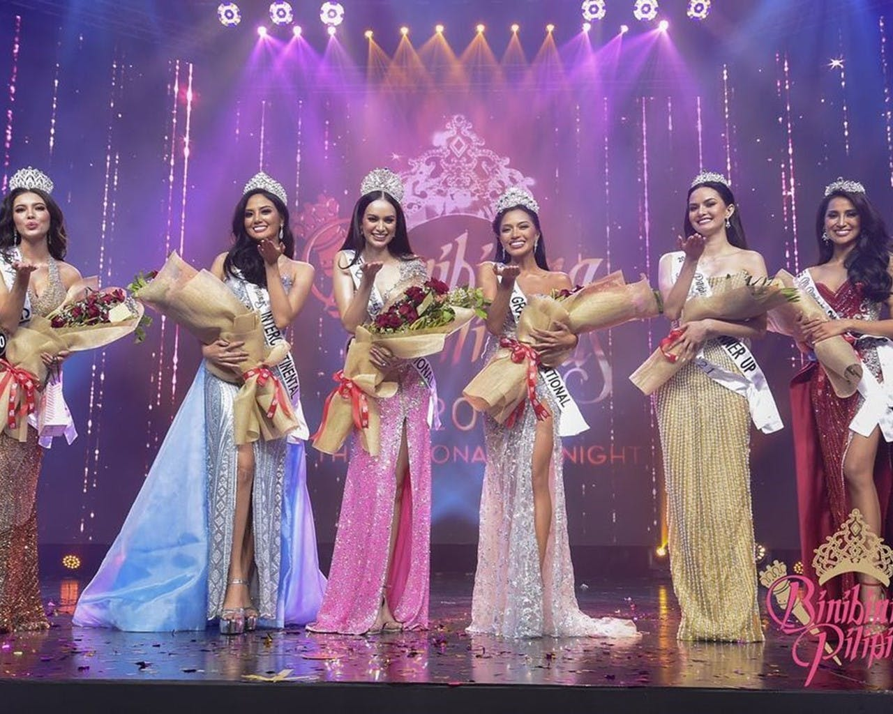 Why There Was No Miss Universe Title In The 2021 Bb. Pilipinas Coronation Night, In Case You Were Wondering