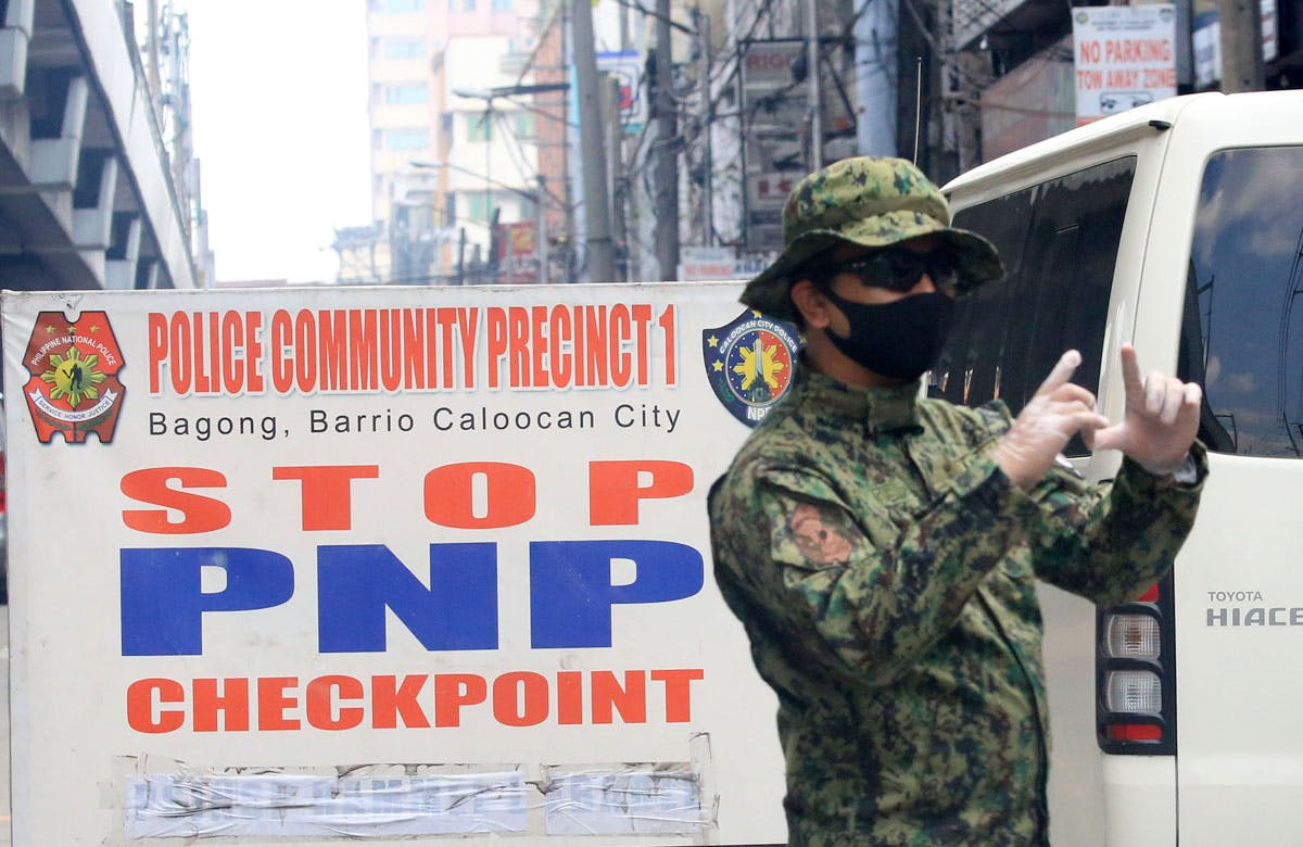 Bulacan MTC: Notifiable Diseases Law Can't Be Used Against People Without Quarantine Pass, But…