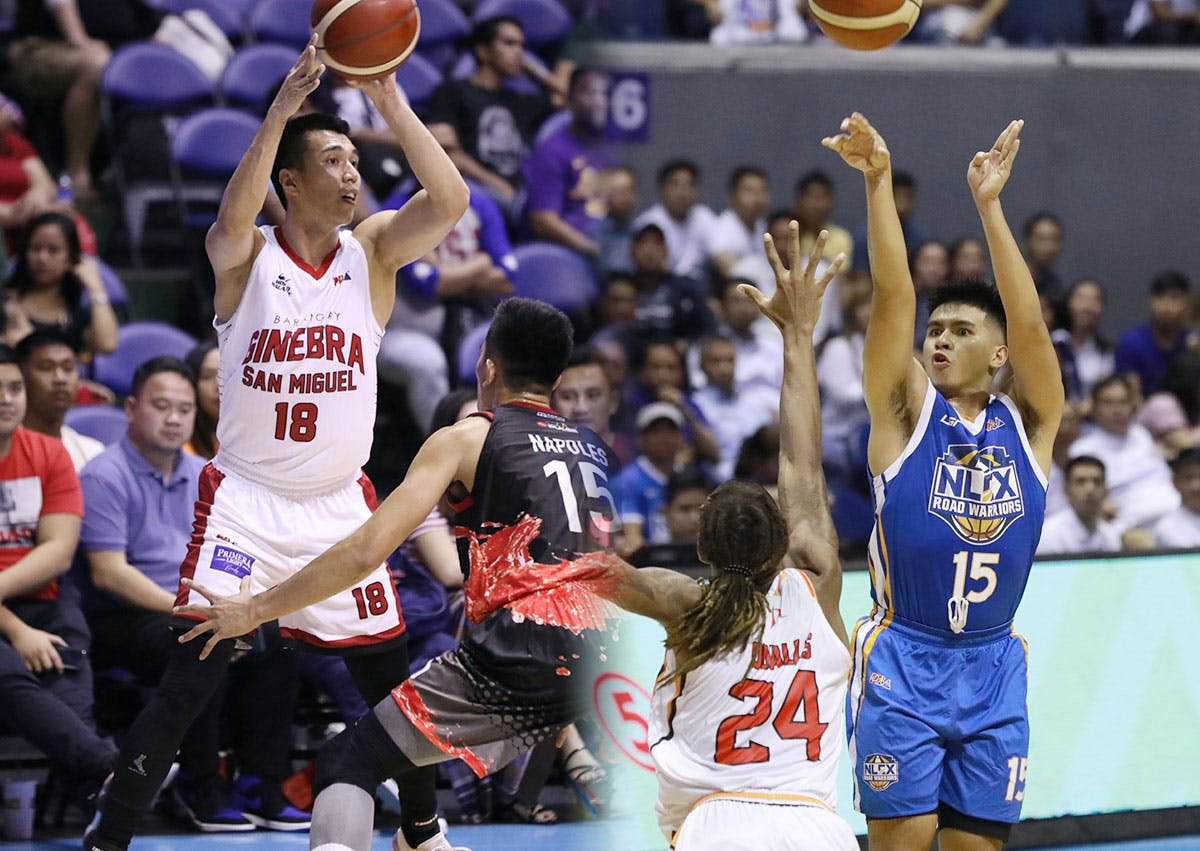 The Sons Also Rise: Ravena, Dela Cruz Follow Their Old Men's SEA Games Footsteps