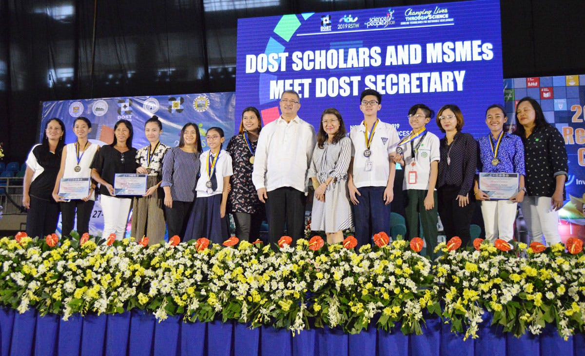 Local Inventions, Innovations Shine At 2019 RSTW In Palawan