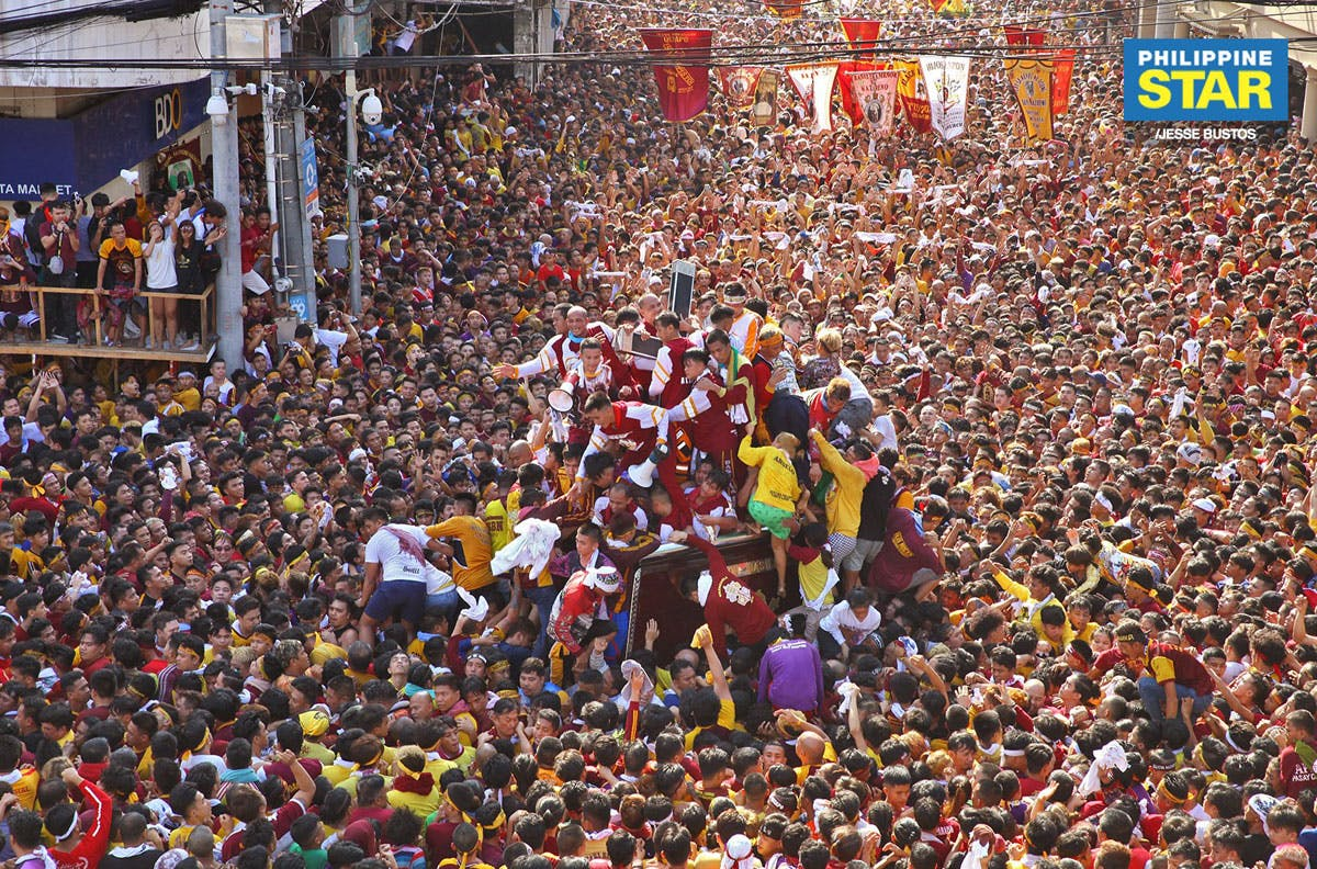 #Traslacion2020 IN PHOTOS: Gifts, Devotion, Mission