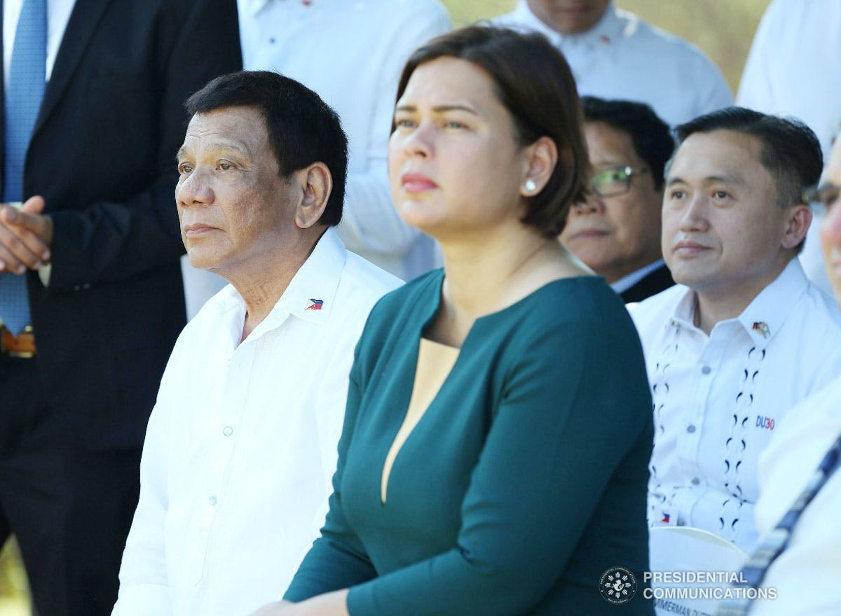 Options Remain Open For Duterte And Daughter Sara – Roque