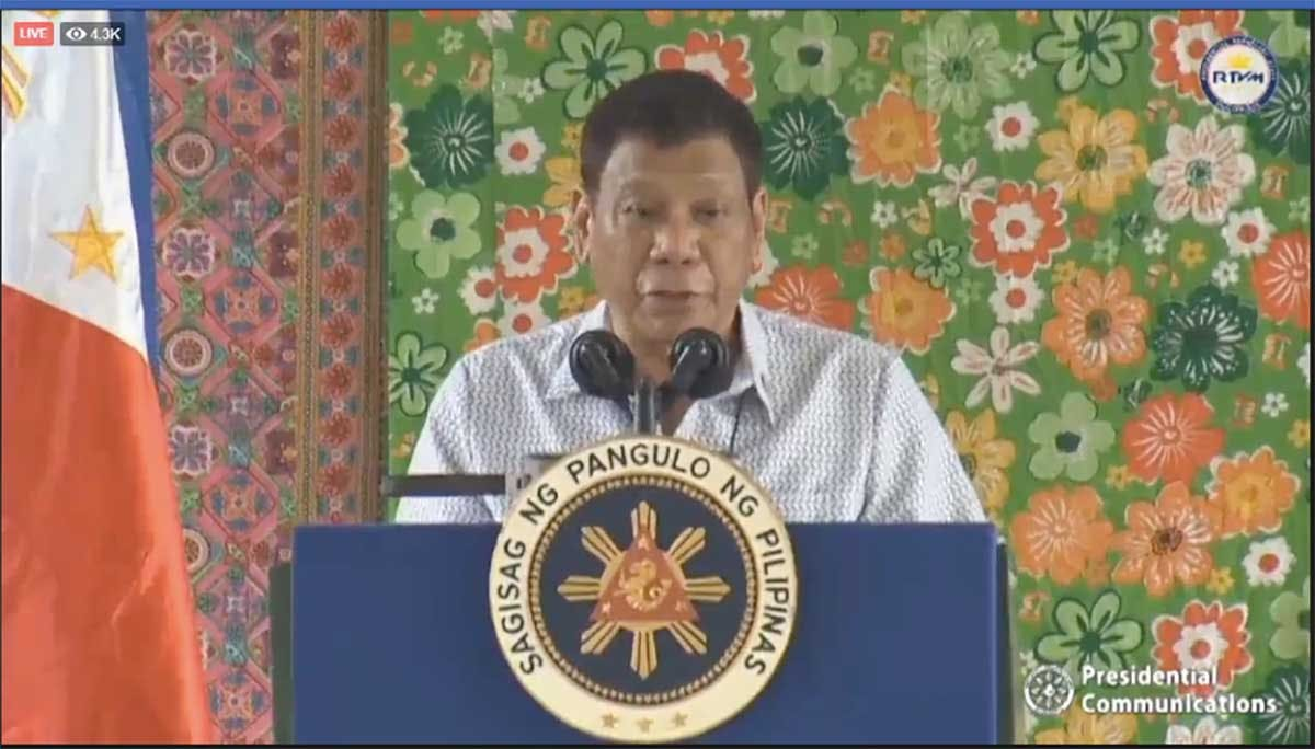 Palace Claim That Duterte Neutral On ABS-CBN Issue Derailed By Audio Leaks