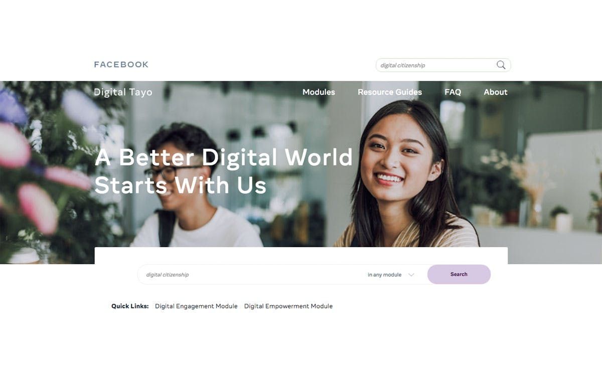Beyond Literacy: Facebook's Expanded 'Digital Tayo' Program Tackles Online Boundaries