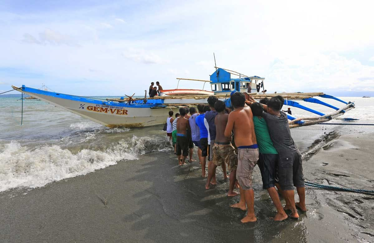 BFAR Urges Fishermen: Swarm WPS