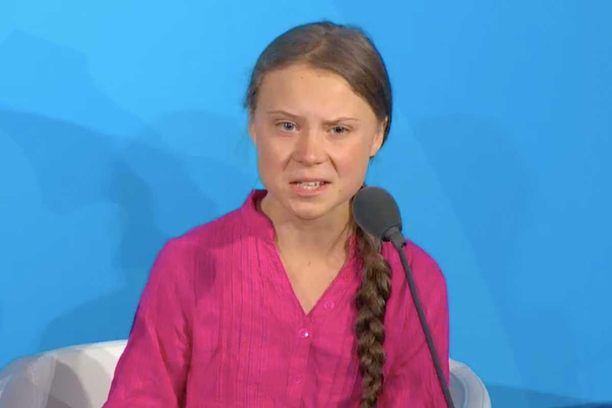 Climate Warrior Greta Thunberg Has Autism, Speaks Only ...
