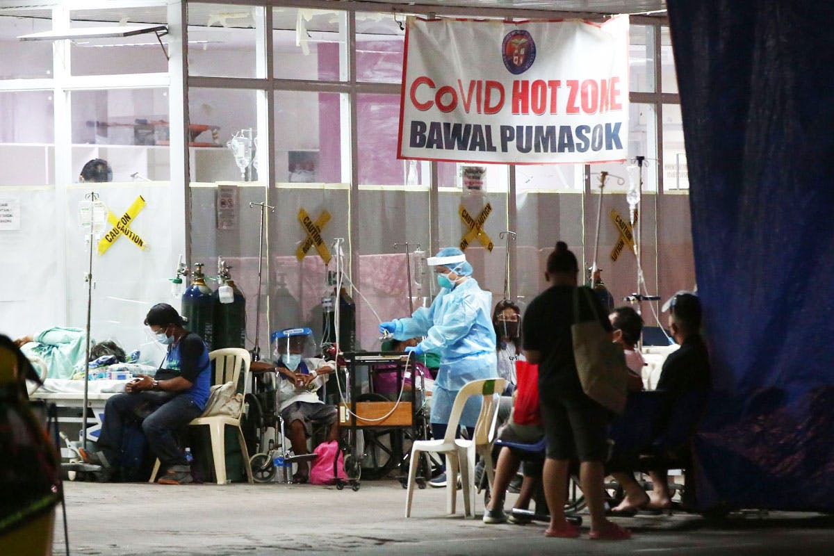 62% Of Pinoys Fear Covid Worst Still To Come; Death Toll Breaches 40,000 Mark