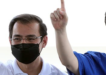 Isko Moreno: 'Please Accept My Application To Be President'