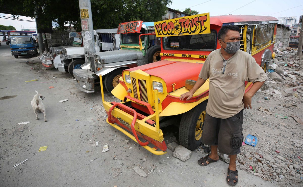 Traditional Jeepneys May Resume Operations, But Are The Least Priority Along With Motorcycle Taxis