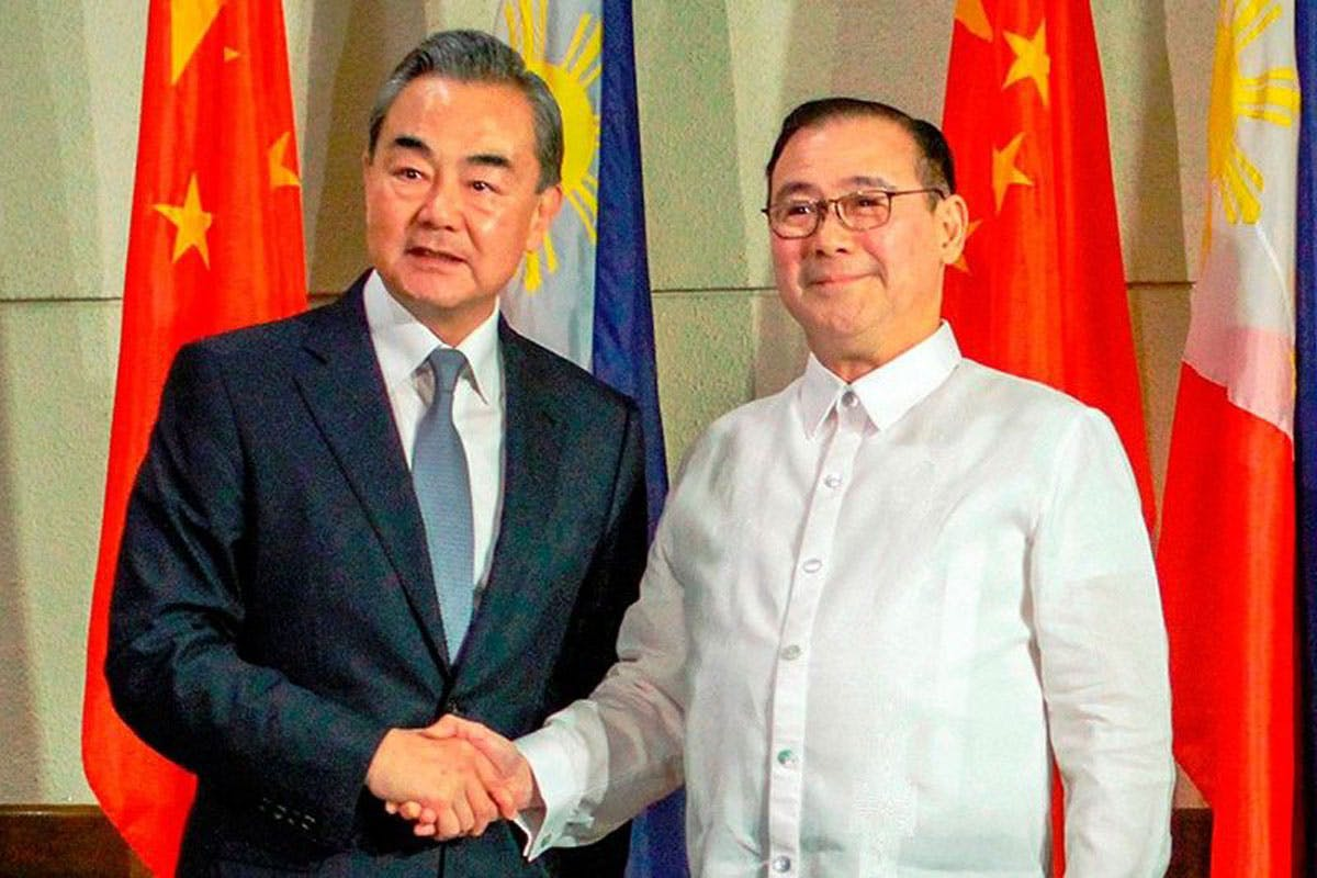 Locsin Apologizes To Chinese Counterpart; Only Duterte Can Use Expletives – Palace