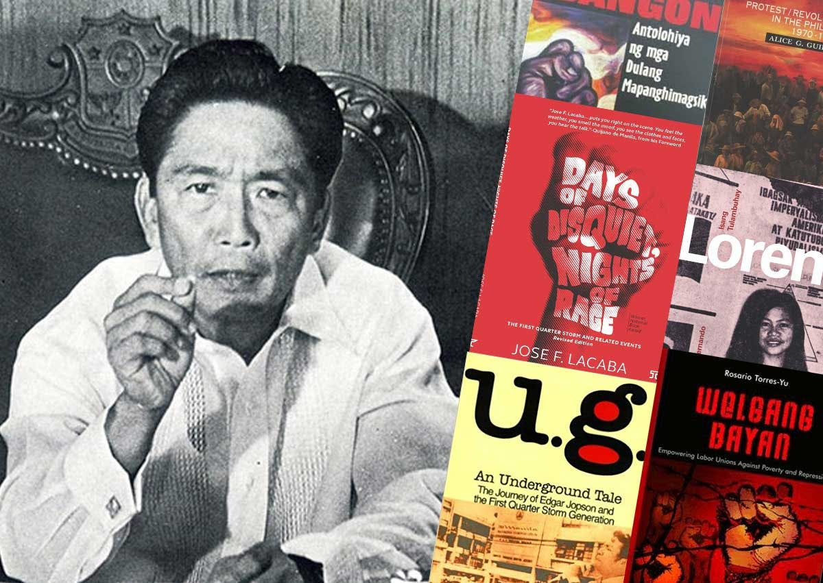 UP Instructor Has Reading List To Educate Every Filipino On Martial Law