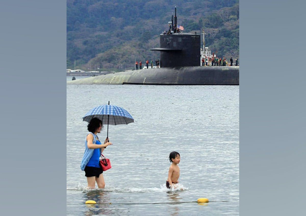 US Navy Eyes Return To Subic Bay In A Commercial Deal