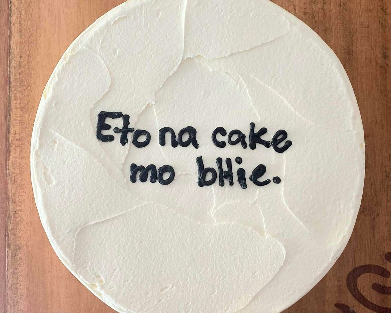 Say It With A Cake: Where To Order Witty Dedication Cakes For Every Occasion