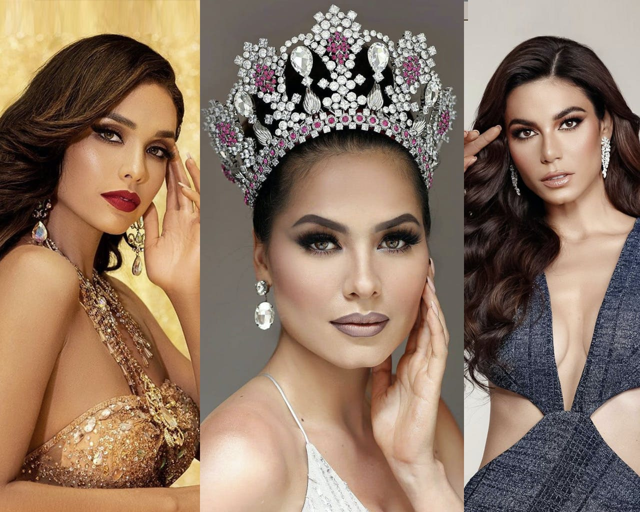 Mexico Takes Home The Miss Universe Crown, COVID-Related Questions Dominate Q&A