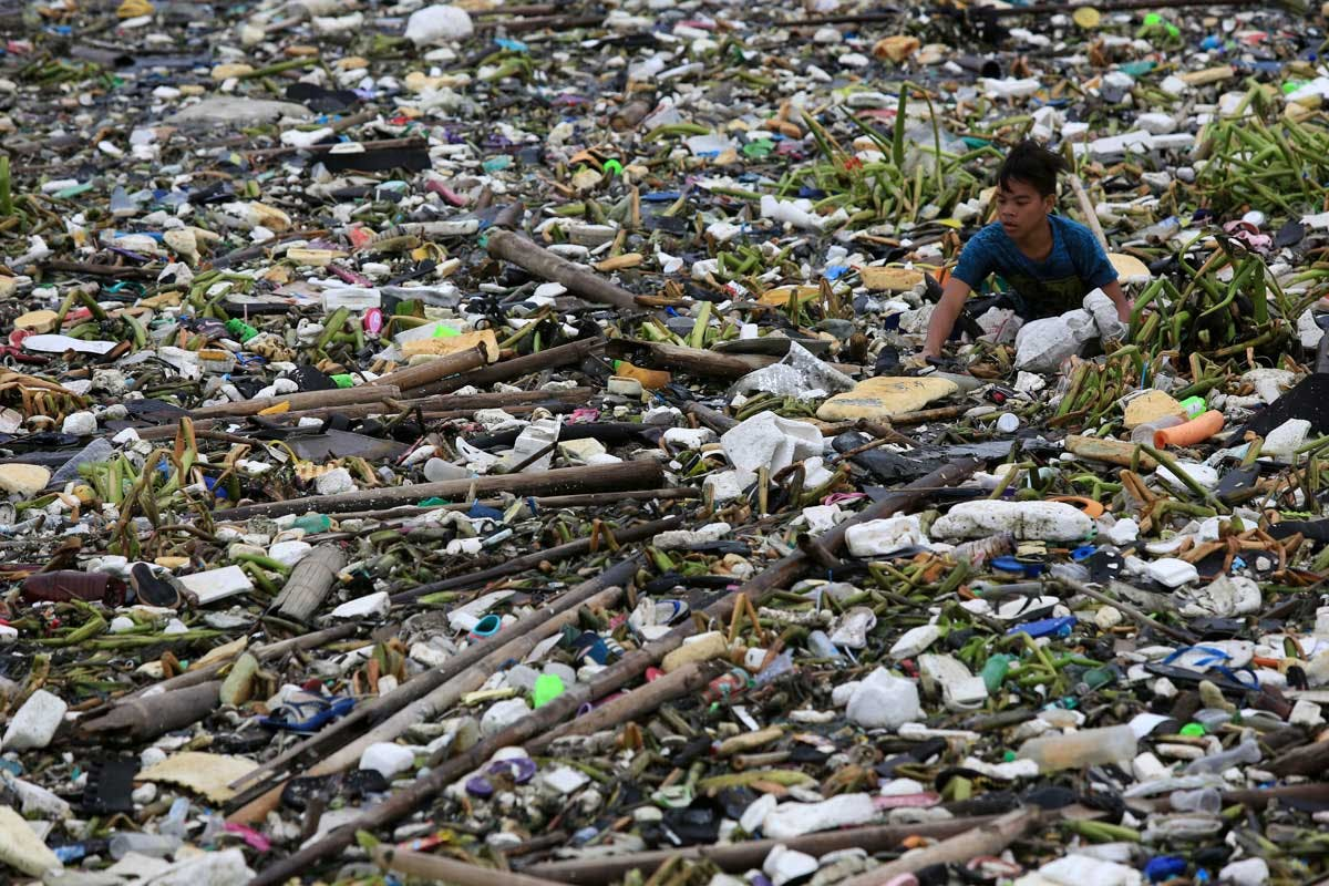 Phl Facing Garbage Crisis; 16.6 Million Metric Tons Of Waste This Year Can Fill 99 Philippine Arenas