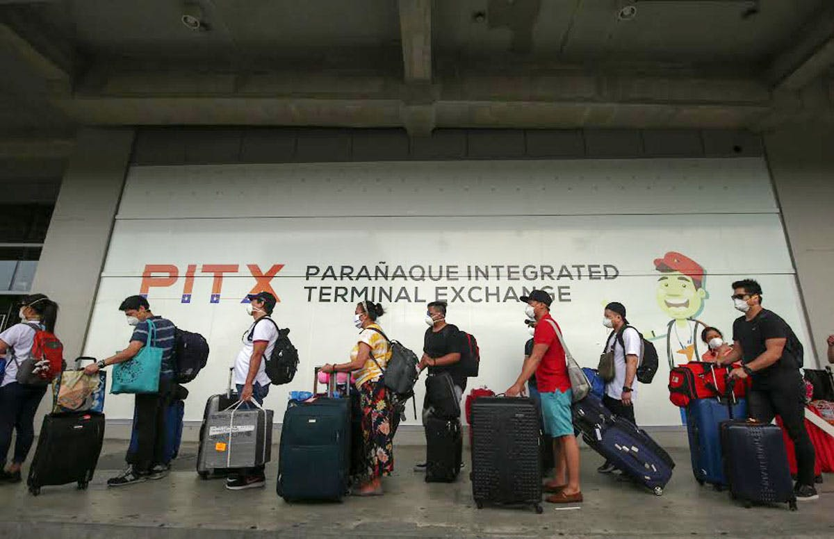 More Than 55,000 OFWs Back In Phl; Retraining, Reskilling Abroad Suggested Instead Of Going Home