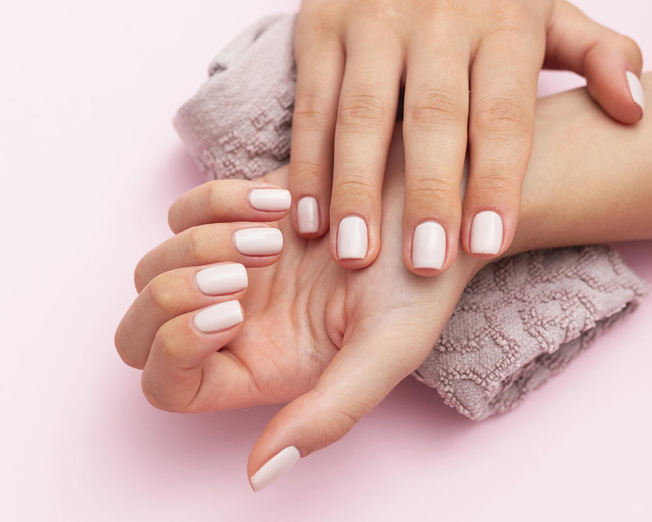 Here's Why You Should Ditch The Acrylics And Use Press-On Nails Instead