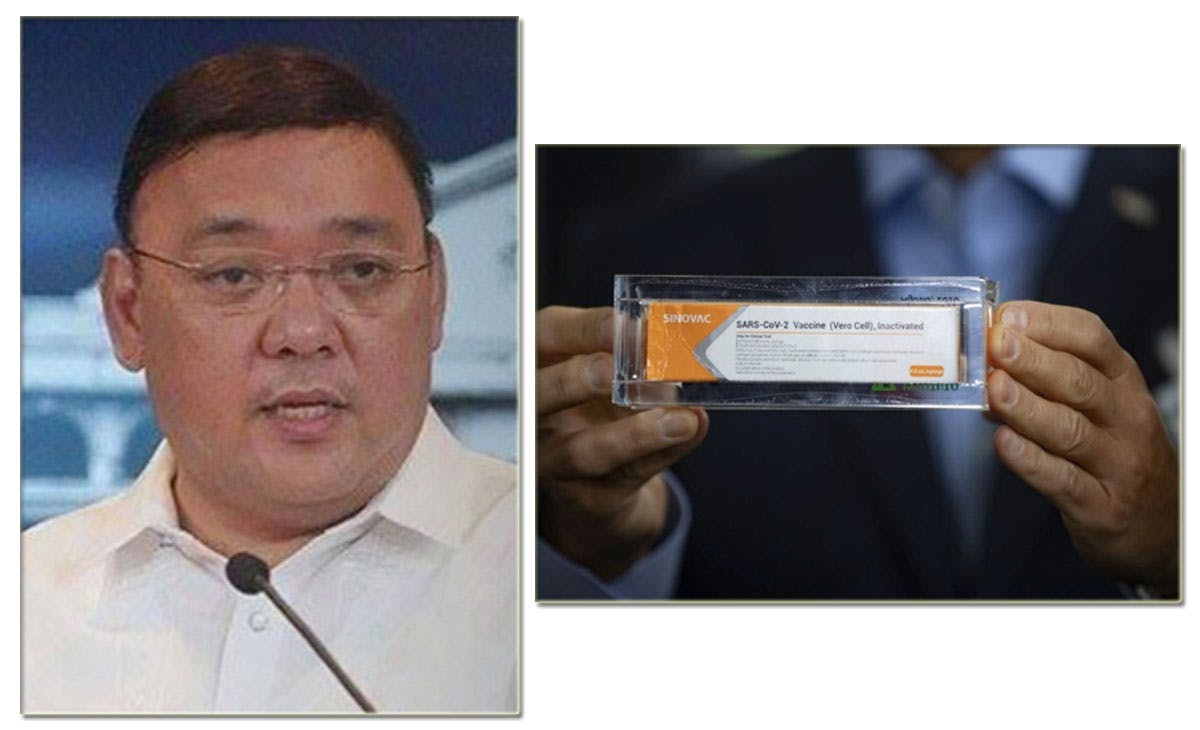 Roque: 'If You Don't Want Sinovac...You Won't Be Forced'; Officials Differ On Vaccine Procurement Of LGUs, Private Sector