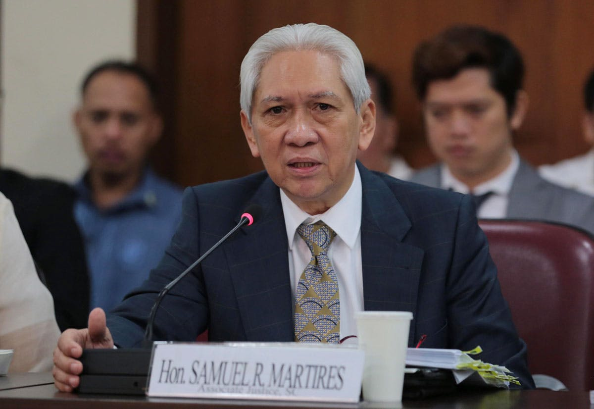 Constitution Framer Slams Martires' SALN Non-Disclosure Policy
