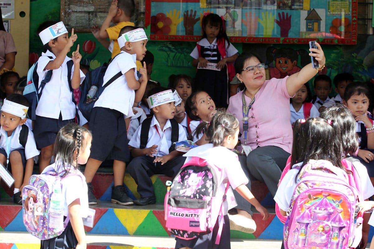 More Filipino Kids Developing Visual Impairment