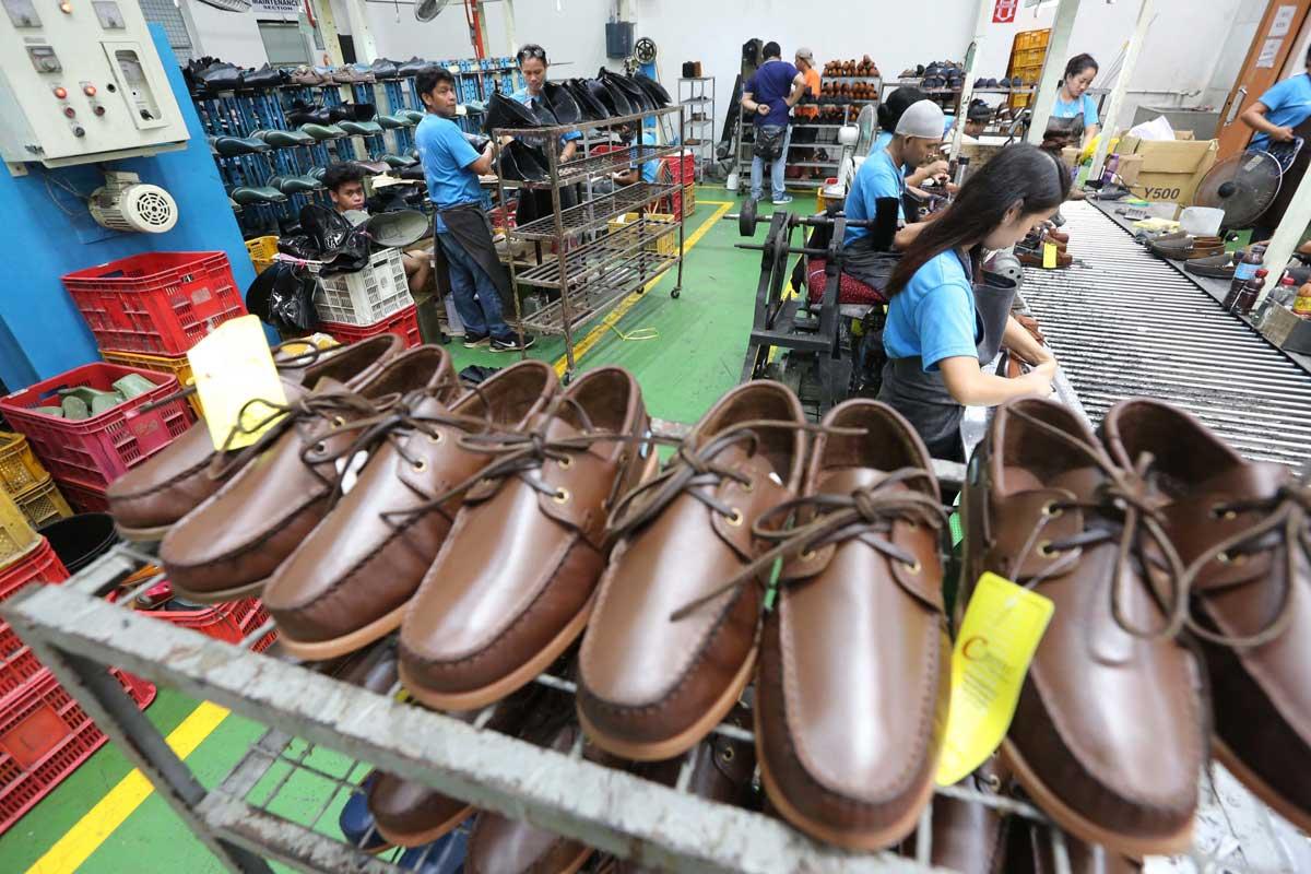 Marikina Shoe Industry Still Thriving