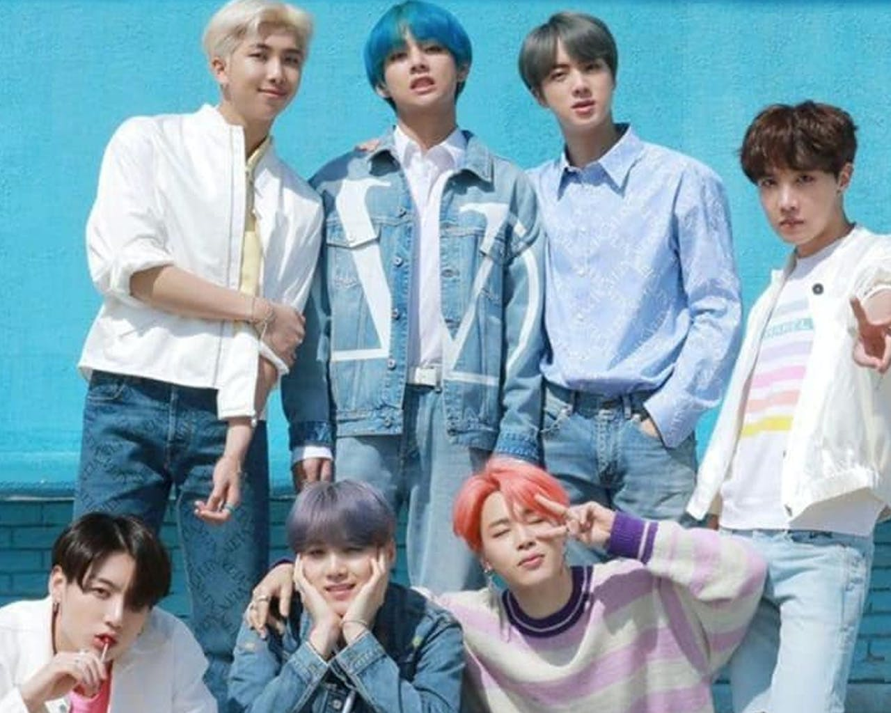 Smart Drops Most-awaited BTS Campaign For The Filipino Youth: Keep Believing You Can Change The World