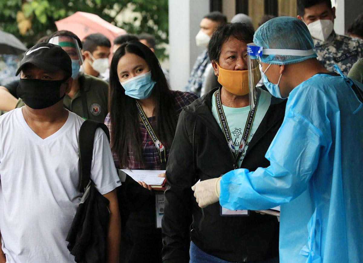 Phl Now Second To China With More Than 85,000 COVID-19 Cases As UP Predicted; Palace 'Very Sad'