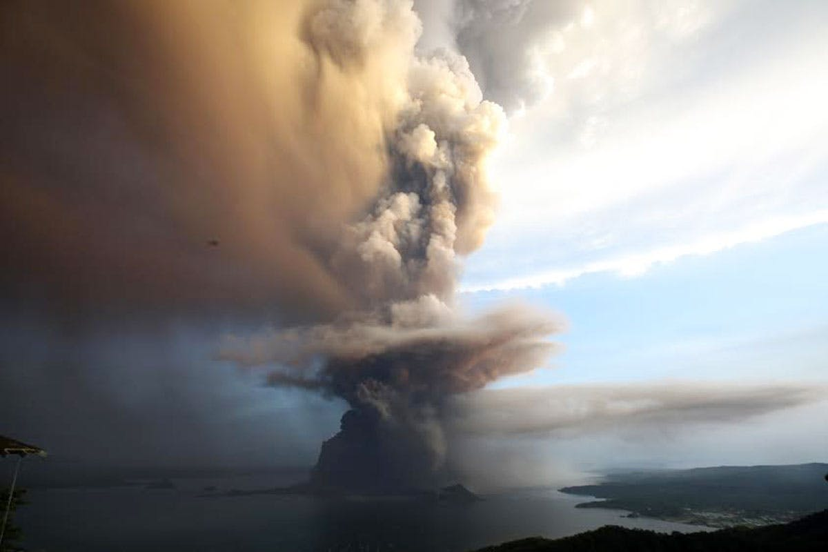 Just How Deadly Is Taal Volcano? Historical Records Describe Its Destructive Past