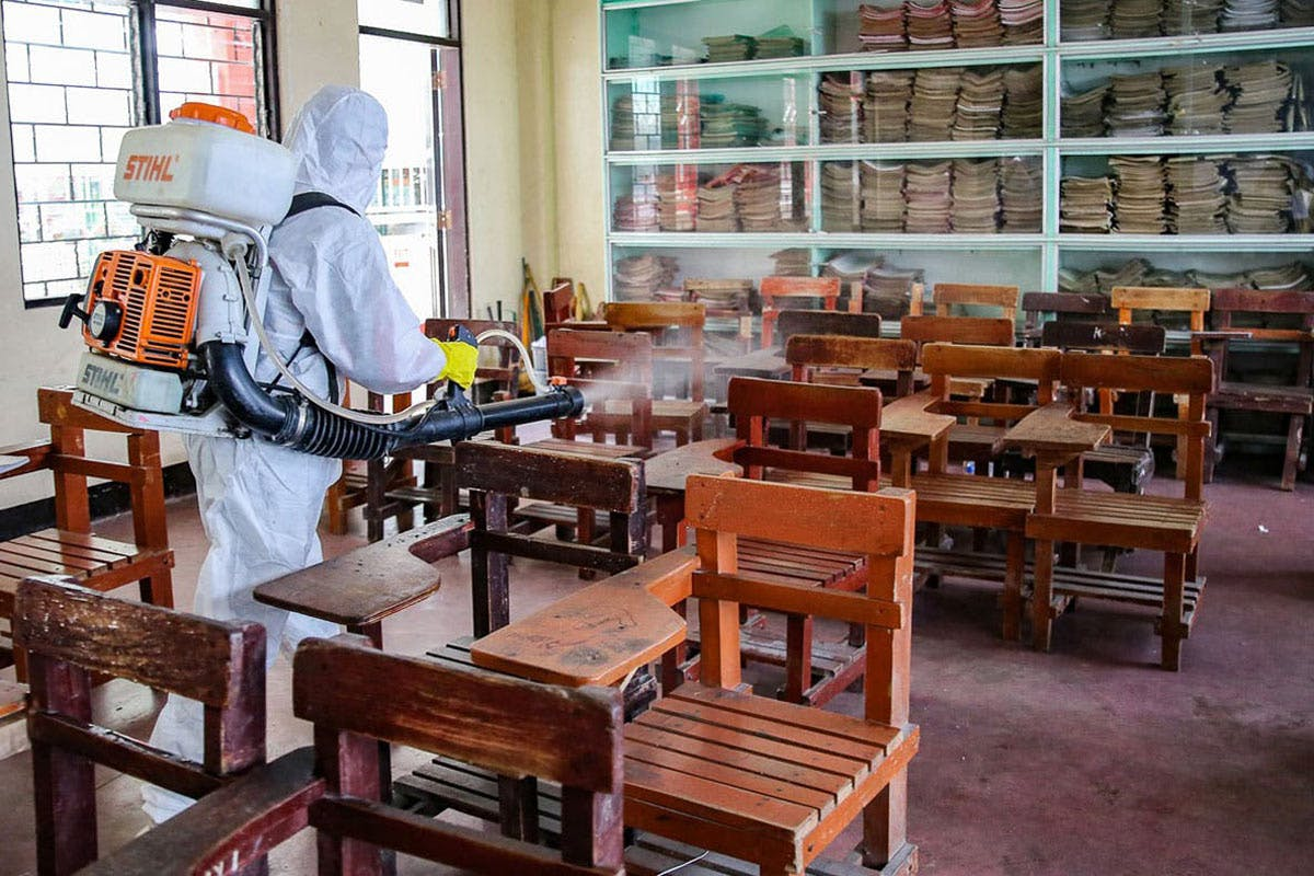 Still No Face-To-Face Classes Amid The Pandemic, Duterte Declares