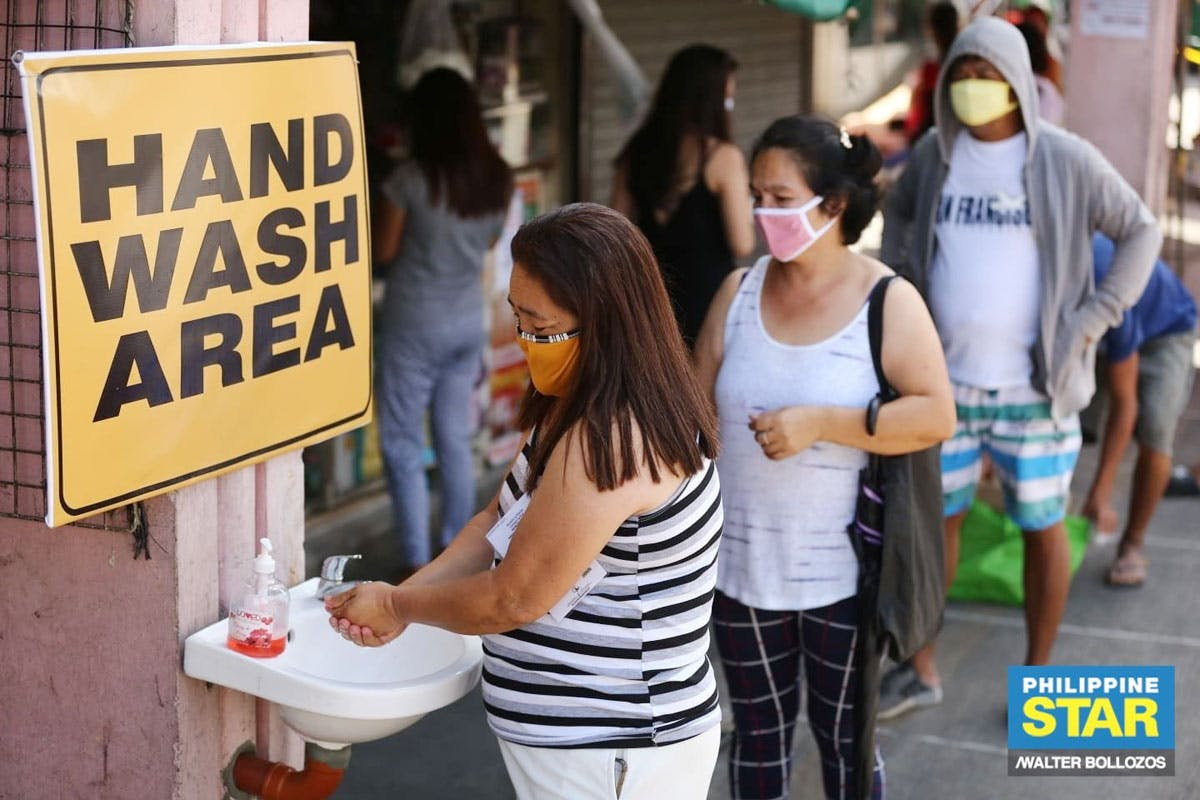 Seven Million Filipinos Among Billions Of People Worldwide Who Lack Handwashing Facilities