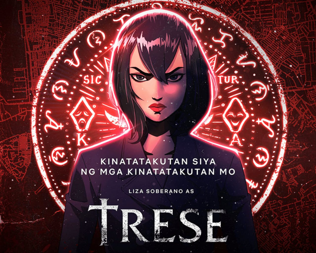 TRESE Now Out On Netflix