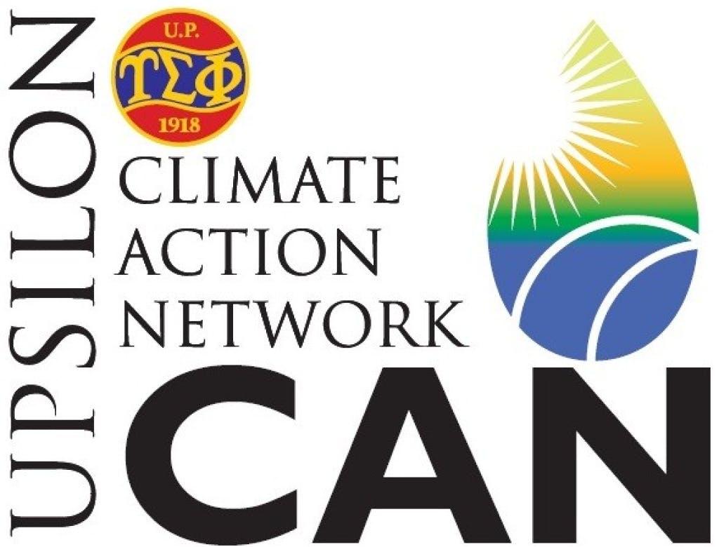 U-CAN Talks Climate Initiative Launched By Upsilon Sigma Phi