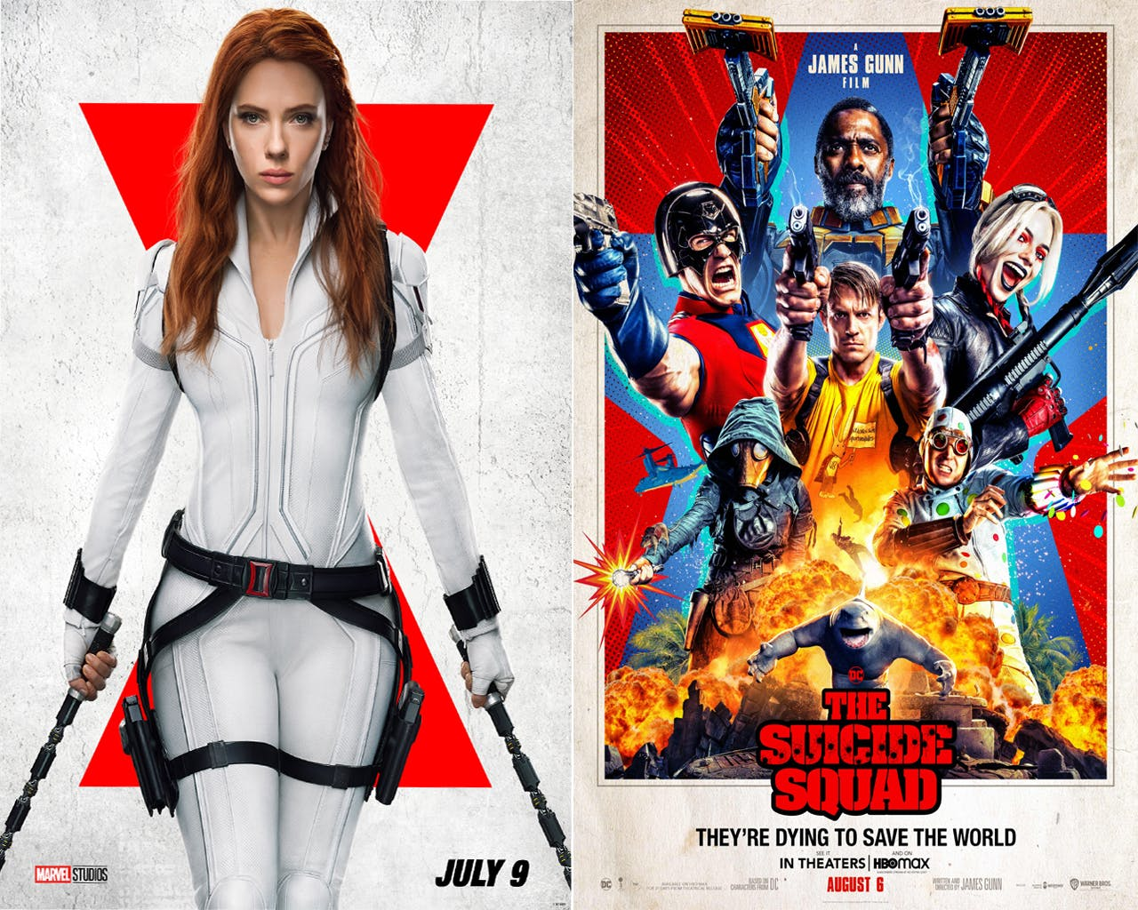 Can't Wait! 10 Movies That Are Premiering July To December 2021