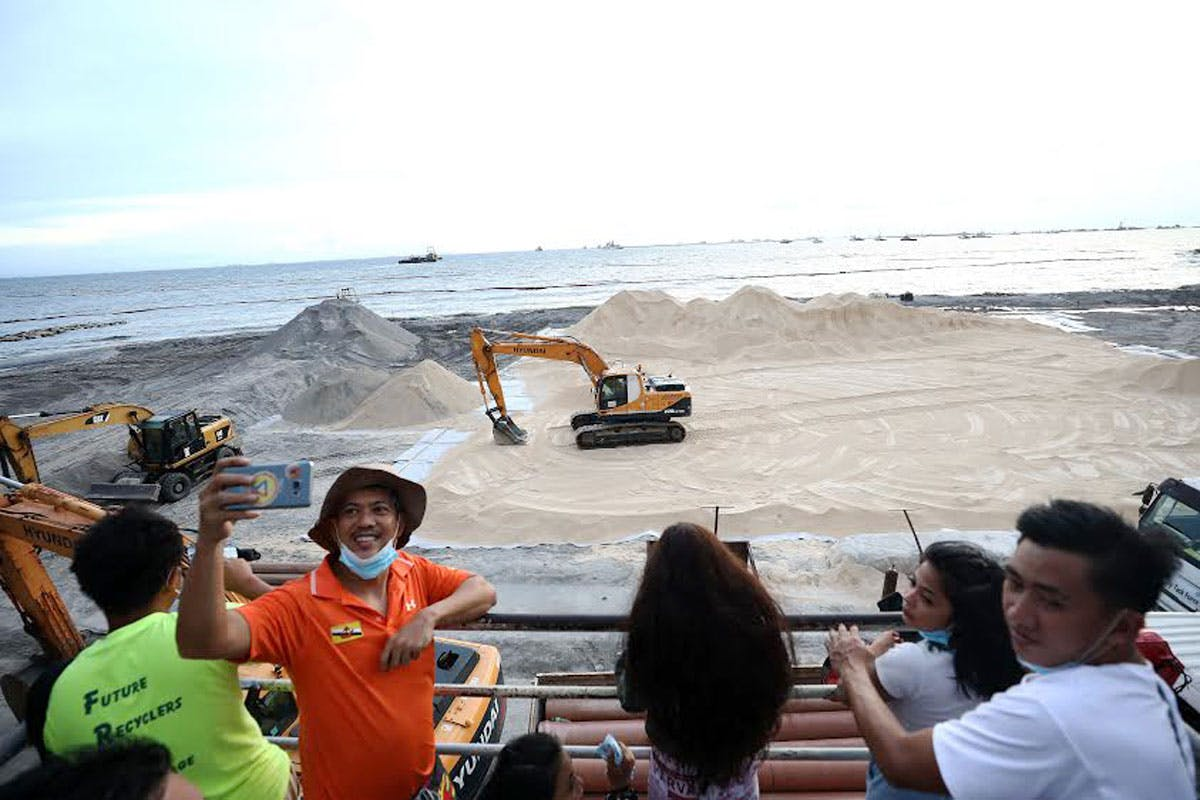 Manila Bay White Beach Project: Is Politics Getting In The Way Of Science-Based Environmental Policy?