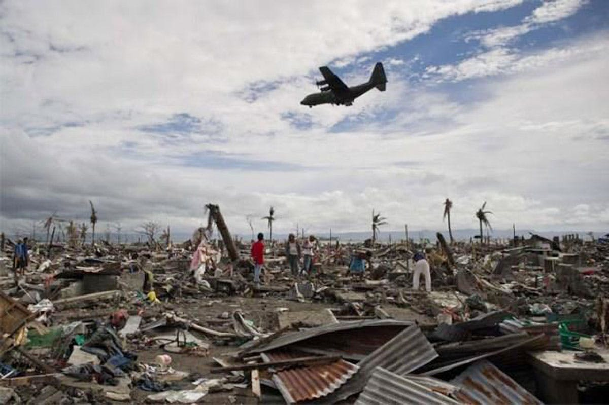 UN Report: Phl Is Fourth Most Disaster-Affected Country In Past 20 Years