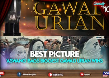 CELEBRITY TOP 10: 'Aswang' Named Best Picture At Gawad Urian; SB19 Earns Nomination At MTV Europe Music Awards