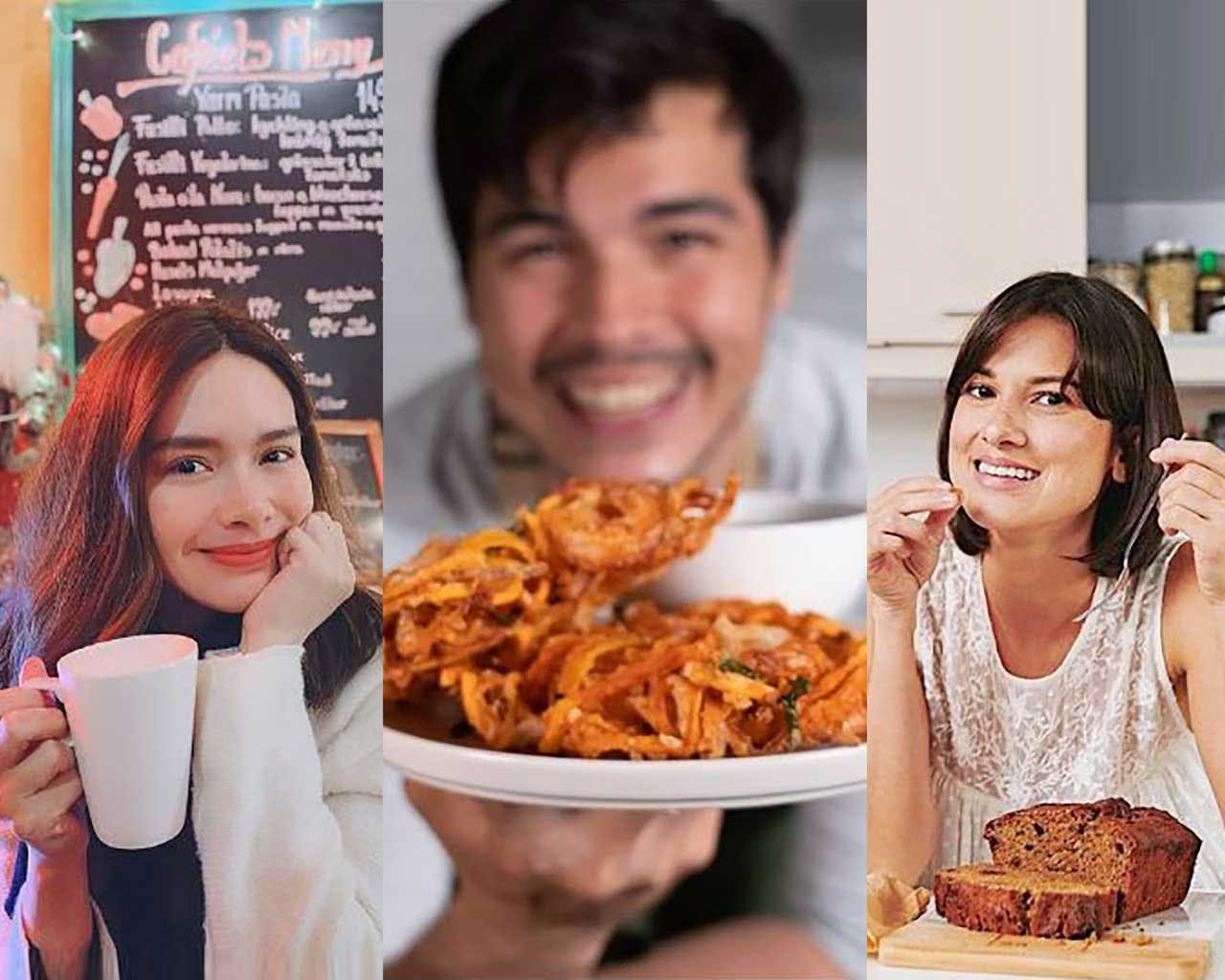 Comfort Food A la Celeb: Carbonara, Ukoy, and Banana Bread Recipes To Try