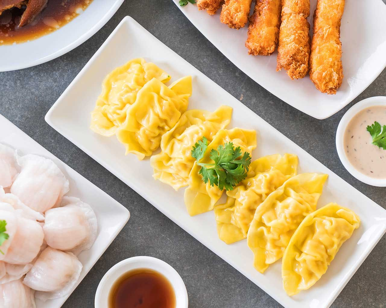 Where To Order 'Lucky' Dishes For Chinese New Year On February 12