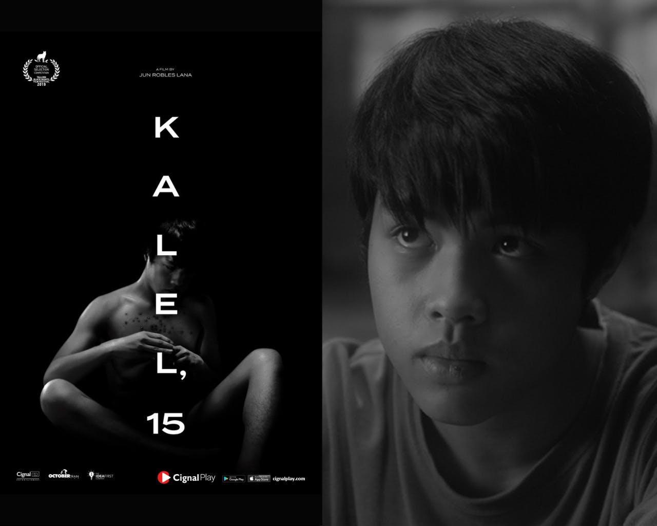 Kalel, 15 Now On Cignal Play