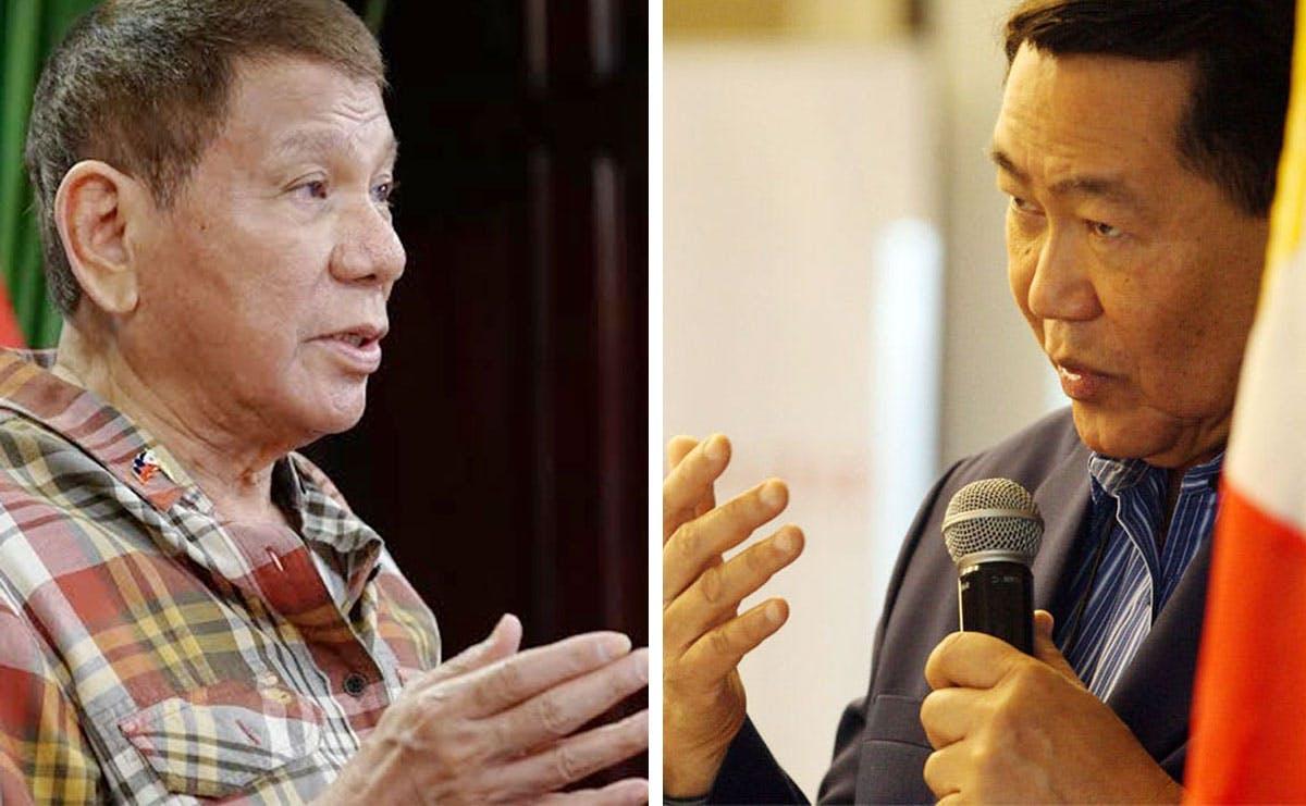 Carpio: Duterte May Have Committed 'Grand Estafa'