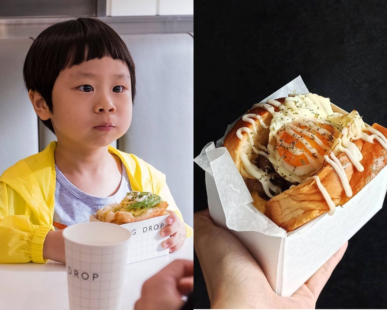 Uju's Favorite! Here's Where You Can Get Korean Egg Drop Sandwiches In The Philippines