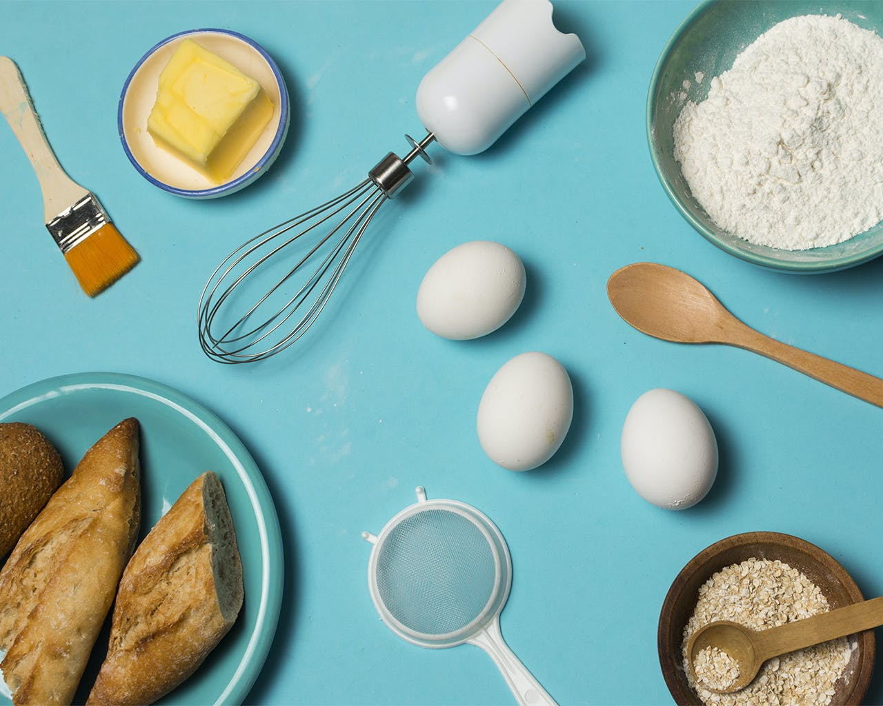 Ran Out Of Baking Supplies And Essentials? Here Are 7 Stores That Deliver