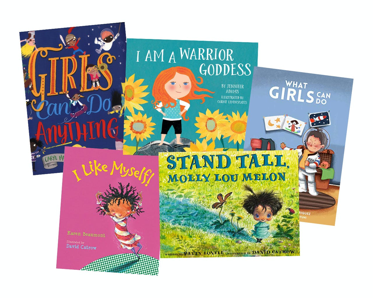 Raise A Confident and Empowered Daughter With These 8 Children's Storybooks