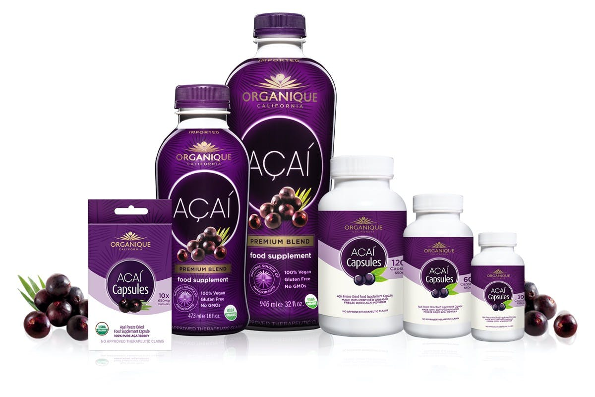 How Organique Açaí Helps Fortify The Immune System
