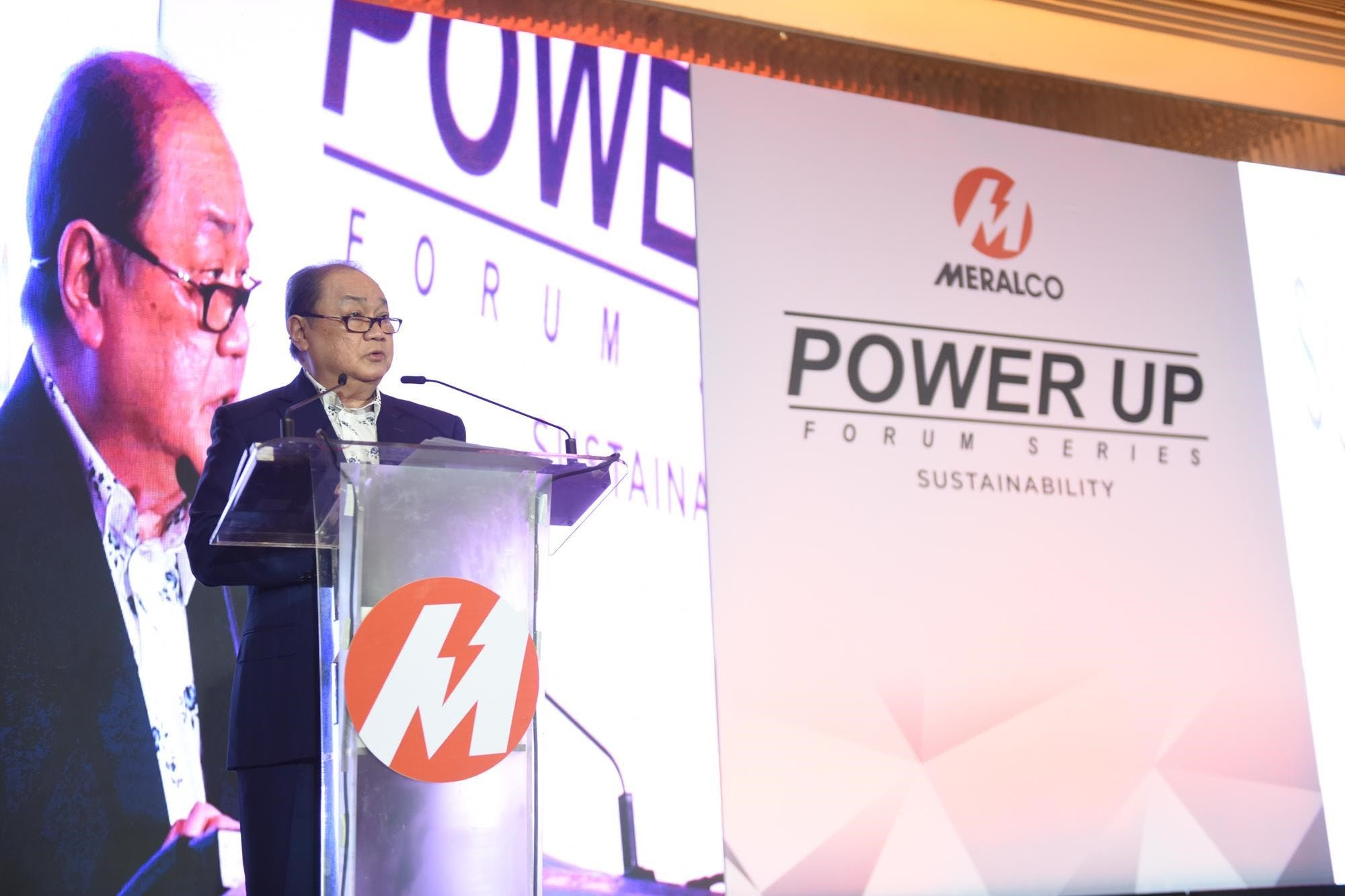 Meralco Looks Toward A Sustainable Future In Power Up Forum