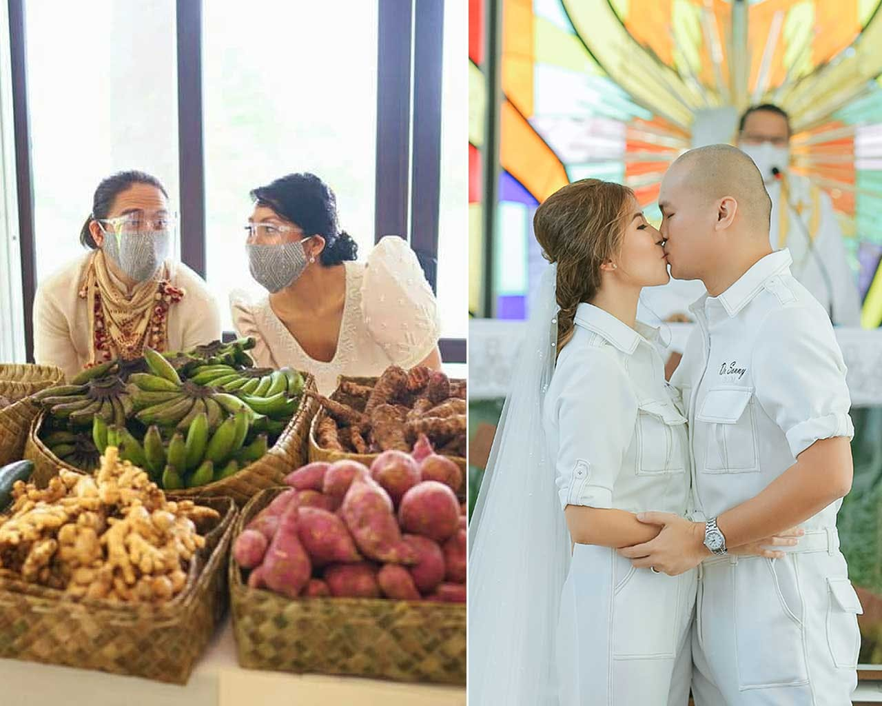 4 Unique Quarantine Wedding Ideas: These Couples Carved Out Their Own Traditions For The Big Day